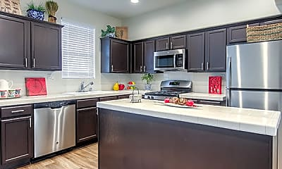 Kitchen, Tustin Cottages, 0