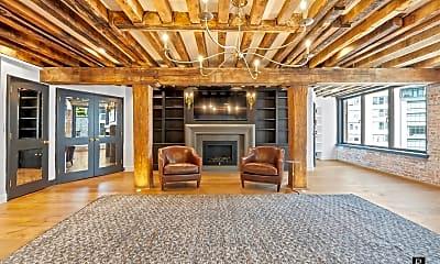 Living Room, 466 Washington St 6-E, 1