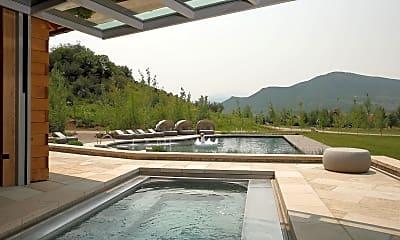 Pool, 425 Aspen Valley Ranch Rd, 2