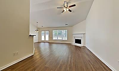 Living Room, 80 Horizon Hill, 1