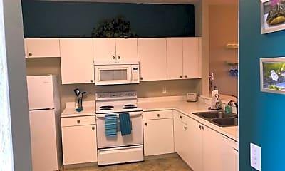 Kitchen, 8065 Tiger Cove 1602, 1