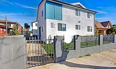 Building, 3256 1/2 Malabar St, 0
