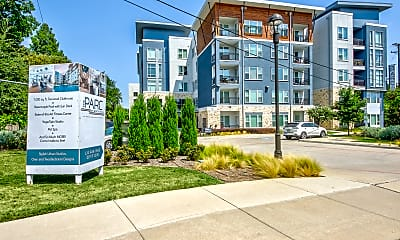 Community Signage, The Parc at White Rock Apartments, 2