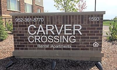 Carver Crossing, 1