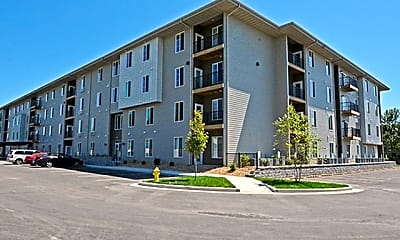 Building, Trail's Bend Apartments and Townhomes, 2