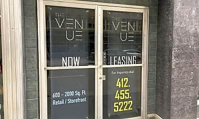 Community Signage, 625 Stanwix Street, 0