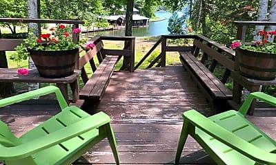 Patio / Deck, 44 Parker Island Rd, 0