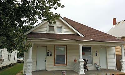 Building, 1444 S Richland St, 0