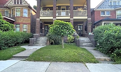 Building, 1461 Clark Ave, 0