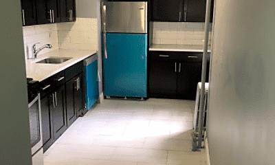 Kitchen, 92 W 34th St., 1
