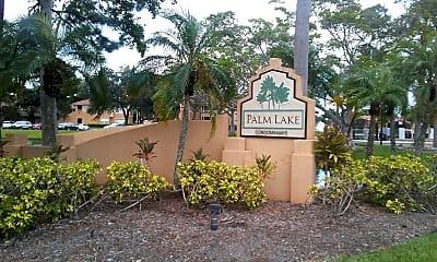 Palm Lake Condominiums, 1