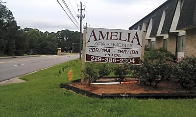 Amelia Apartments, 1