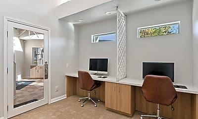 Bedroom, Hensley at Corona Pointe, 2