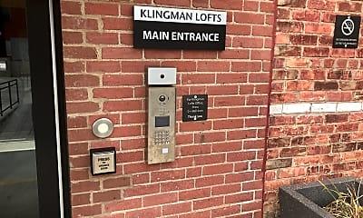 Klingman Lofts, 2