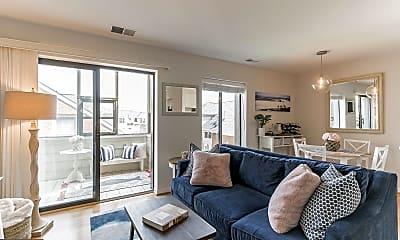 Bedroom, 1020 N Stafford St 408, 0