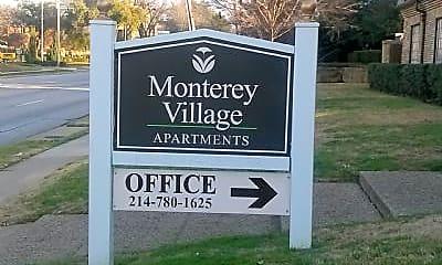 Community Signage, 4629 Cedar Springs Rd, 0