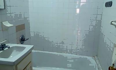 Bathroom, 207 W 20th St, 2