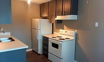 Kitchen, Hudson Court, 2