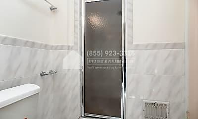 Bathroom, 3501 Lawton St, Upper Unit, 2