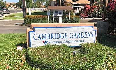 Cambridge Gardens Senior Housing, 1