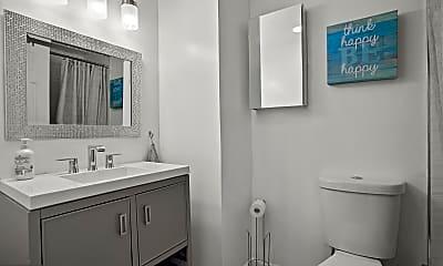 Bathroom, 9701 Fields Rd 2301, 2