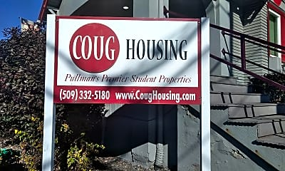 Coug Housing, 1