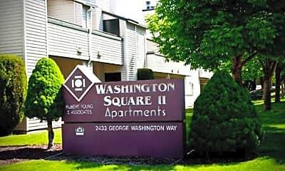 Washington Square II, 2