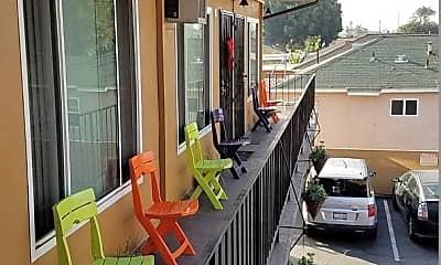 Patio / Deck, 13501 S Inglewood Ave, 1