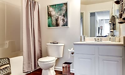 Bathroom, The Arbors At Fairview, 2