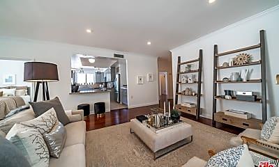Living Room, 126 N Croft Ave 202, 1