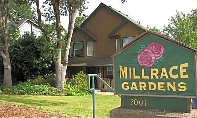 Community Signage, 2001 Garden Ave, 1