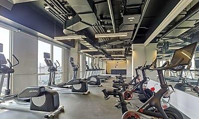 Fitness Weight Room, 770 Jackson St 434, 1