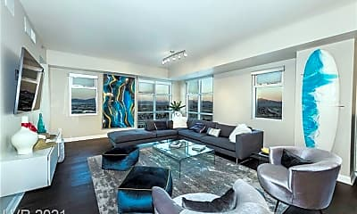 Living Room, 150 Las Vegas Blvd N 2214, 0