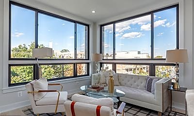 Living Room, 800 Kennedy St NW 5, 0
