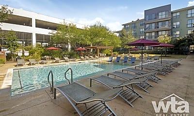 Pool, 11011 Domain Dr #8100, 0