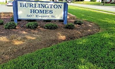 Burlington Homes, 1