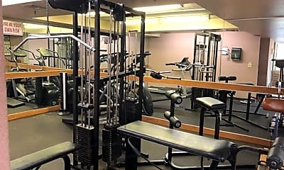 Fitness Weight Room, 3095 Lakeside Dr, 1