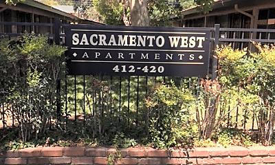 Community Signage, 420 W Sacramento Ave, 0