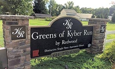 Kyber Run Condominium Development, 1