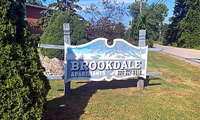 Brookdale Apartments, 1