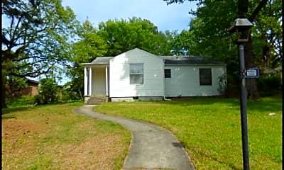 Building, 6601 Kavanaugh Place, 0
