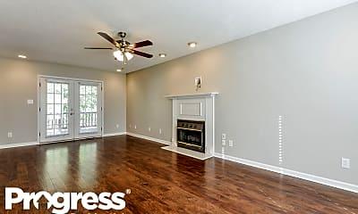 Living Room, 113 Wood Bend Court, 1