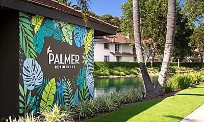 Community Signage, The Palmer Residences, 2