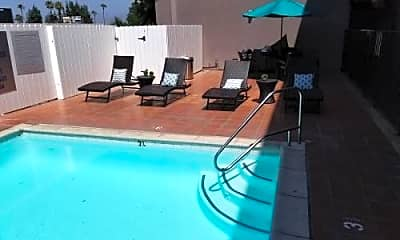 Pool, 3912 Laurel Canyon Blvd, 1