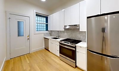 Kitchen, 1433 Clay St, 1