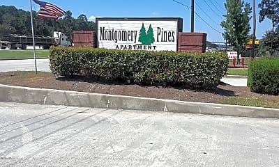 Montgomery Pines Apartments, 1
