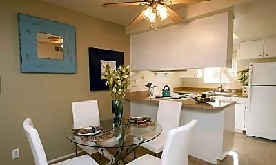 Dining Room, River Blu, 1