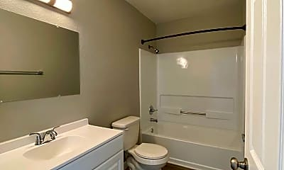 Bathroom, 885 W 61st St, 1