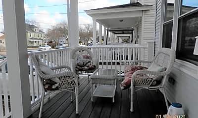 Patio / Deck, 613 Brinley Ave, 0