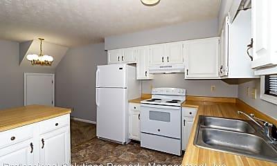 Kitchen, 417 Garden City Dr, 1